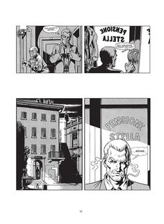 """""""Lo Sconosciuto"""" di Magnus - Edizione integrale Rizzoli Lizard by Rizzoli Lizard Gallery, via Flickr"""