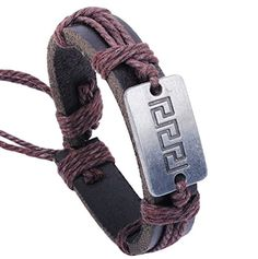 Floral Handmade Rope Weave Leather Bracelet Whatland http://www.amazon.com/dp/B00OR2XSMO/ref=cm_sw_r_pi_dp_JHusub0A0G949