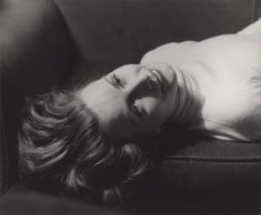 Greta Garbo photographed by Cecil Beaton, 1946.