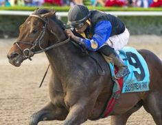 Barbados returned quick dividends for his new connections when rallying from off the pace to run down the odds-on Ready for Rye and upset Saturday's $100,000 Spectacular Bid Stakes at Gulfstream Park. 1/3/15