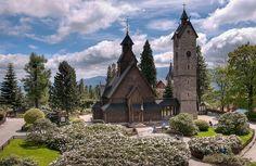 File:Kościół ewangelicki WANG w Karpaczu.jpg