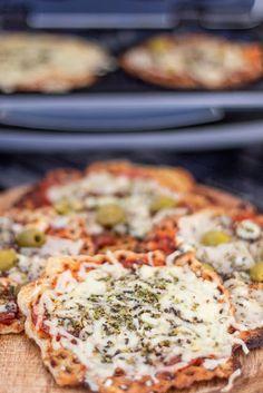 Vegetarian Keto, Healthy Baking, Lchf, Food Inspiration, Keto Recipes, Nom Nom, Low Carb, Pizza, Cheese