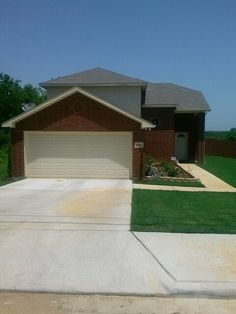 Another one of our beautiful homes in the Eagle Fort Subdivision in West Dallas.