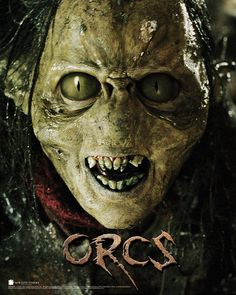 orc faces lord of the rings - Google zoeken