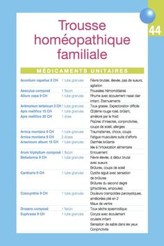 Michèle Boiron - Homoeo Family Kit - Hair and beauty - Bébé Healthy Balanced Diet, Healthy Life, How To Get Thin, Homeopathic Remedies, Natural Baby, Homemade Beauty Products, Baby Products, Boiron, Diet And Nutrition