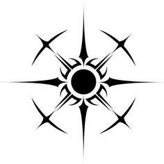 Sol by chrishelenius Tattoo Drawings, Body Art Tattoos, Tribal Tattoos, Small Tattoos, Tattoos For Guys, Cool Tattoos, Tatoos, Tribal Tattoo Designs, Typographie Logo