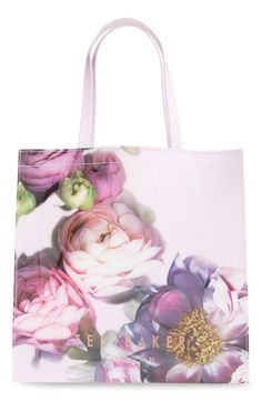 Ted+Baker+London+'Large+Sunlit+Floral+Icon'+Tote+available+at+#Nordstrom