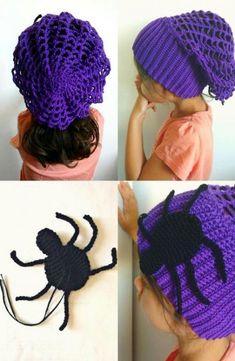 63 Ideas For Crochet Hat Adult Kids Crochet Kids Hats, Crochet Gifts, Crochet Baby, Hat Crochet, Irish Crochet, Diy Crochet Cardigan, Knitting Patterns, Crochet Patterns, Funny Hats