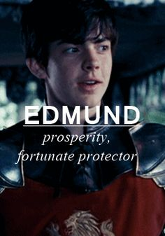 Narnia ~ Me: *Muttered* Yes, Fortunate he hasn't been killed yet! Edmund: *From other room* I heard that! Narnia Movies, Narnia 3, Skandar Keynes, Cair Paravel, Edmund Pevensie, Film Trilogies, Cs Lewis, Chronicles Of Narnia, Book Fandoms