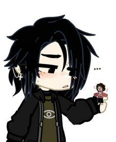 Anime Drawings Sketches, Cute Drawings, Cute Anime Chibi, Kawaii Anime, Cute Anime Character, Character Art, Arte Do Kawaii, Emo Art, Poses References