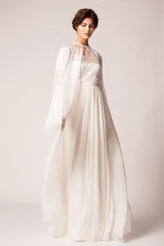Temperley London Couture Wedding Dress Designers Bridal Fashion Week, Fall 2015