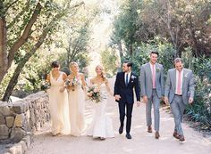 An Anthropologie style wedding with quirky details, a signature emblem, vivid colors and lush floral design in Ojai, California. Wedding Styles, Chic Wedding, Bridesmaid Dresses, Wedding Dresses, Vivid Colors, Boho Chic, Floral Design, Wedding Photography, Bridal