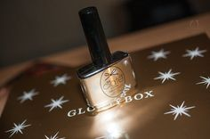 Julboxen Christmas Limited Edition 2016 Ciaté London Top Coat