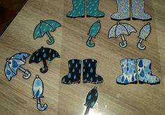 Laarsjes - paraplu's