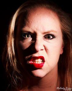 365 Faces of Me Www.365facesofme.blogspot.com Self portrait