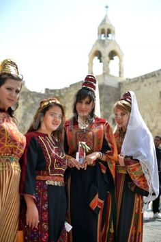 Palestinian Fashion Show in Bethlehem