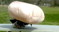 Watch An Airbag Deploying In Slow Motion - Digg