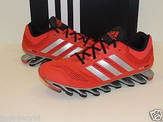 size 40 21719 00c55 Adidas Springblade Drive Men s Running Shoes - Size 6.5 - Scarlet Black
