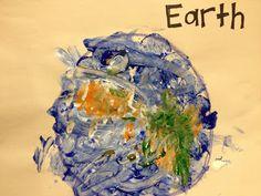 Solar system unit ideas
