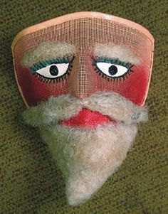 Mexico Mask - Chinelo from Morelos