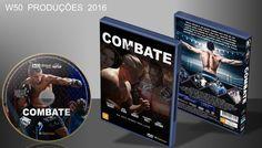 Combate - DVD 2 - ➨ Vitrine - Galeria De Capas - MundoNet | Capas & Labels Customizados