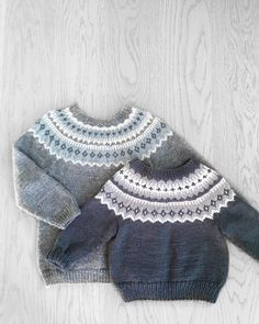 Blue and grey Drops Karisma, Crochet Hats, Turtle Neck, Colours, Pullover, Photo And Video, Knitting, Blue, Knit Sweaters