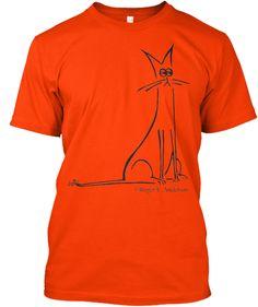 Cat (Tagless T-shirt)