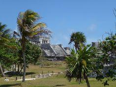 Love, Carrie : Mexiko - Ein Land das man gesehen haben muss. Die Maya Stadt in Tulum
