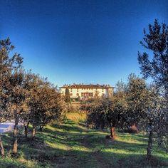 La villa dei cento camini ad Artimino #montalbano #empoli #prato #tuscany