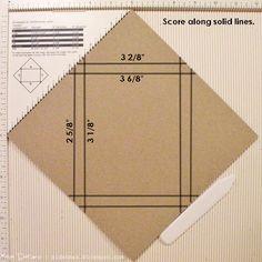 Paper Loves Glue: Envelop Tutorial voor Opgesmukte Kaarten