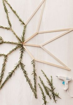 18 Beautiful Contemporary Hygge Christmas Decorations #hygge #holiday #decor #diy #craft