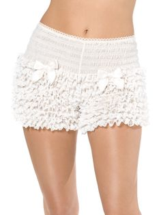 I just love frilly bloomers