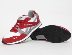 #Reebok GL 1500 Red