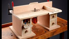 Chad kicks off Season 3 by building a benchtop router table that he'll use to make other projects throughout the season. Simple, but capable, the router tabl...