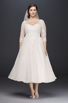19216781b2c38 114 Best Plus Size Wedding Gowns and Short Dresses images in 2019 ...