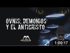 Dr Armando Alducin  OVNIS, DEMONIOS Y EL ANTICRISTO