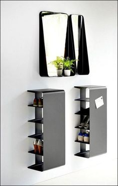 40 Simple Wooden Rack Idea to Store Your Shoes Collection - There are three sorts of coat racks you may select from. Well, it sounds as if you want a shoe rack. The huge amount of different storage options Wood Shoe Rack, Diy Shoe Rack, Wooden Rack, Shoe Storage, Storage Ideas, Shoe Racks, Storage Mirror, Shelf Ideas, Metal Furniture