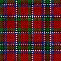 Clan Sinclair Modern Tartan
