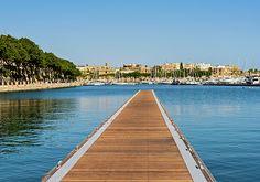 https://jelena-matvejeva.pixels.com/featured/the-gulf-of-pieta-in-malta-kira-yan.html Blue water and limestone houses - a business card of Malta #KiraYan #Malta #Pieta #FineArtPrints #ArtWorks #Prints #Photography #ArtForHome #HomeDecor #InteriorDesign  #FineArtPhotography