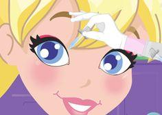 JuegosPolly.com - Juego: Problemas de Ojos - Jugar Gratis Online