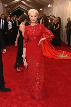All the dresses from the Met Gala 2015