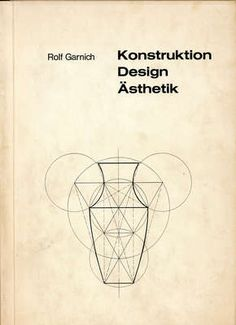 Konstruktion Design Ästhetik - A General Mathematical Method for the Objective Description of Aesthetic Conditions in the Analytical Process of Design Objects] was Rolf Garnich's disseration from 1968 and was published by himself. http://dada.compart-bremen.de/node/4769