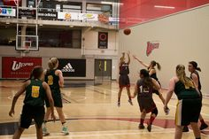 Red River College Women Wins 6th Straight MCAC Championship 68-57    It was clear from the beginning of the 2017 Women's Final that RRC had found their shot and CMU was going to need to work the ball inside if they were going to contend with the scoring touch of the Rebels. The beginning of the game was relatively low scoring as both teams felt the opposition out and neither clicked into their offensive sets immediately. The largest lead of the first half came late in the first quarter when…