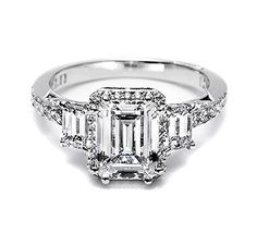 This would be a fantastic remake with my emerald cut diamond.