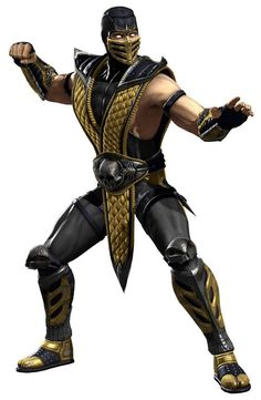 """Which Klassic """"Mortal Kombat"""" Character Are You? I got: Scorpion (cool! My favorite character :D) You're a really popular person, which is surprising because you sure know how to hold a grudge. Still, you look out for you and yours and your allies are glad to have you on their side. Oh, and you despise anything with a temperature below 32 degrees Fahrenheit."""