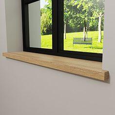 kitchen ideas – New Ideas Modern Interior, Interior And Exterior, Interior Window Sill, Painted Window Frames, Open Plan Kitchen Dining Living, Modern Windows, Spanish House, Industrial House, Loft