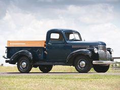1941 Chevrolet Half-Ton Pickup Truck