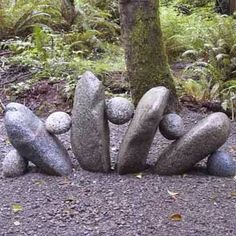 #Sculpture art projects #Fantasy sculptors #the stone ...PUSH and choose