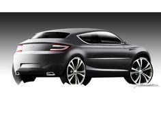 aston martin suv | ... de visions-autos :., Aston Martin / Lagonda SUV, c'est pour quand