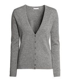 H&M Cashmere Cardigan   maybe a little large, baggy-ish a.c.